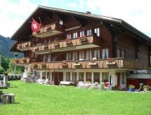 Lenk - Ferienwohnung Schmid's Hus - Butz
