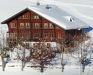 Appartement Chalet Ahorni, Saanenmöser, Winter
