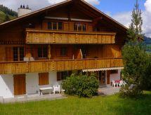 Saanenmöser - Apartamenty Zapfe (Küenzi/Wyss)