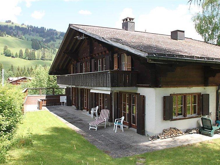 Lombachhaus Tal - Apartment - Saanenmöser