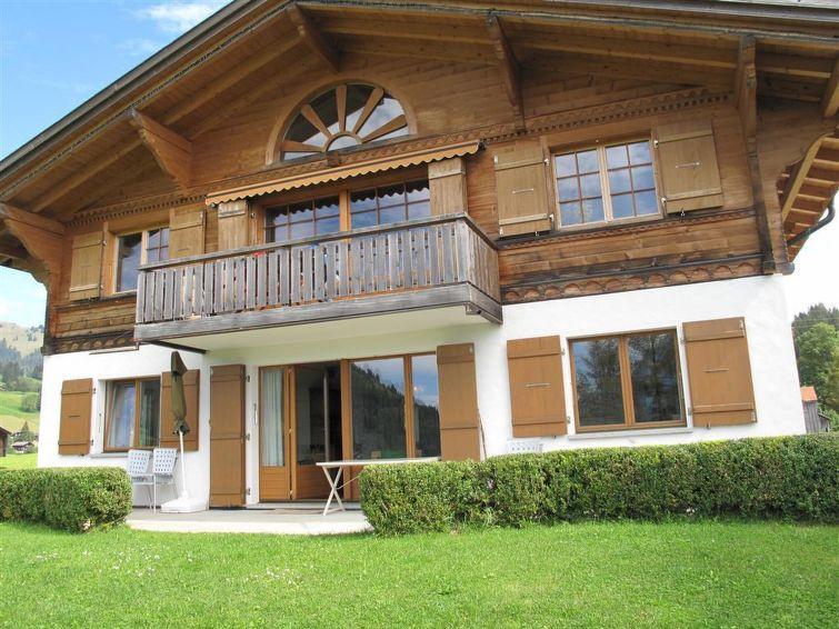 met je hond naar dit vakantiehuis in Schönried