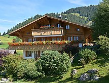 Gstaad - Ferienwohnung Alegria (Parterre)