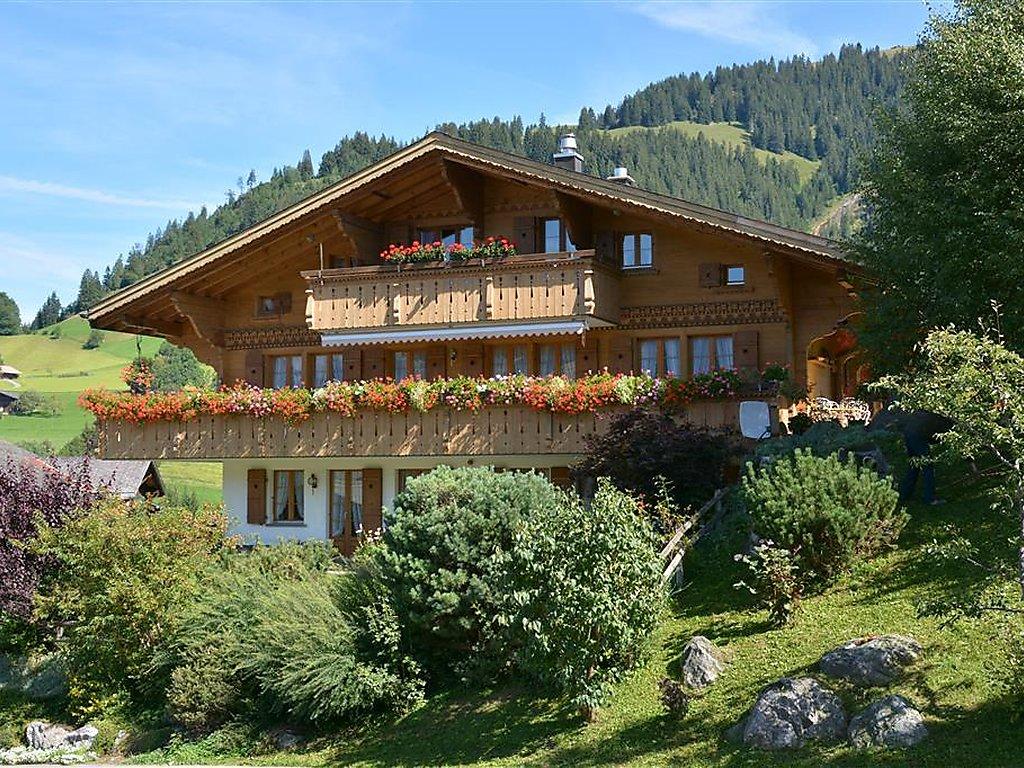 Ferienwohnung Gstaad Ferienhausurlaub Com