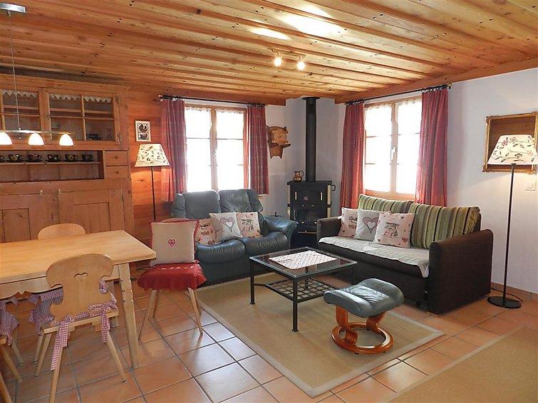 Lärchehus - Apartment - Gstaad