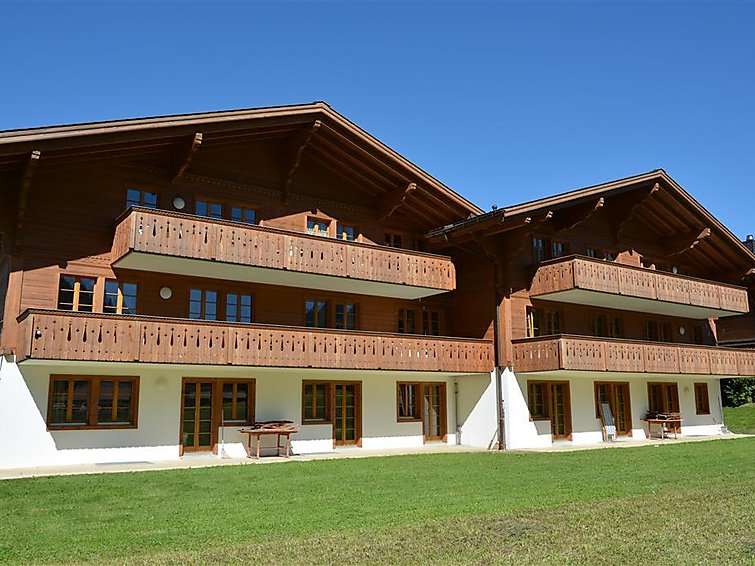 Jacqueline 1 Villa in Gstaad
