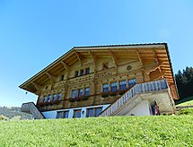 Gstaad - Appartement Gletscherblick