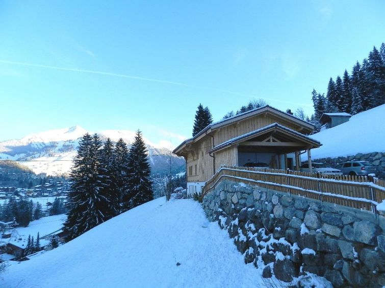 Giferblick Chalet in Gstaad