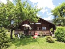 Lauenen b. Gstaad - Ferienwohnung Minnehaha, Chalet