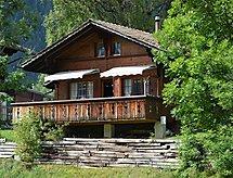 Lauenen b. Gstaad - Ferienwohnung Marmotte, Chalet