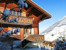 Lauenen b. Gstaad - Ferienwohnung Silberdistel