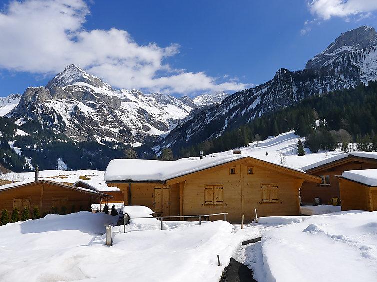 Heiti N° 17 - Chalet - Gstaad