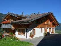 Gsteig bei Gstaad - Appartement Annen