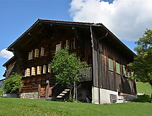 Gsteig bei Gstaad - Appartement Pillon, Chalet