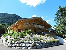 Gsteig bei Gstaad - Apartment Majelas Heiti