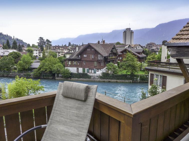 Altstadt Loft Accommodation in Interlaken
