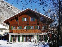 Interlaken - Rekreační apartmán CityChalet
