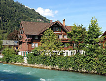 Interlaken - Apartment CityChalet historic
