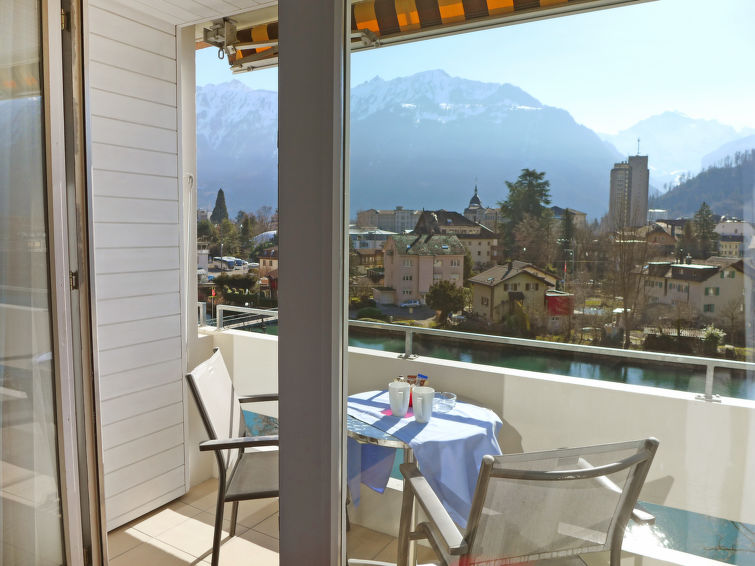 202, Aparthotel Goldey - Apartment - Interlaken