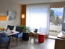 Interlaken - Appartamento 208, Aparthotel Goldey