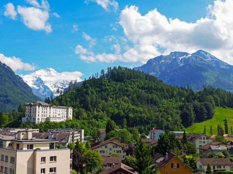 Panorama - Apartment - Interlaken