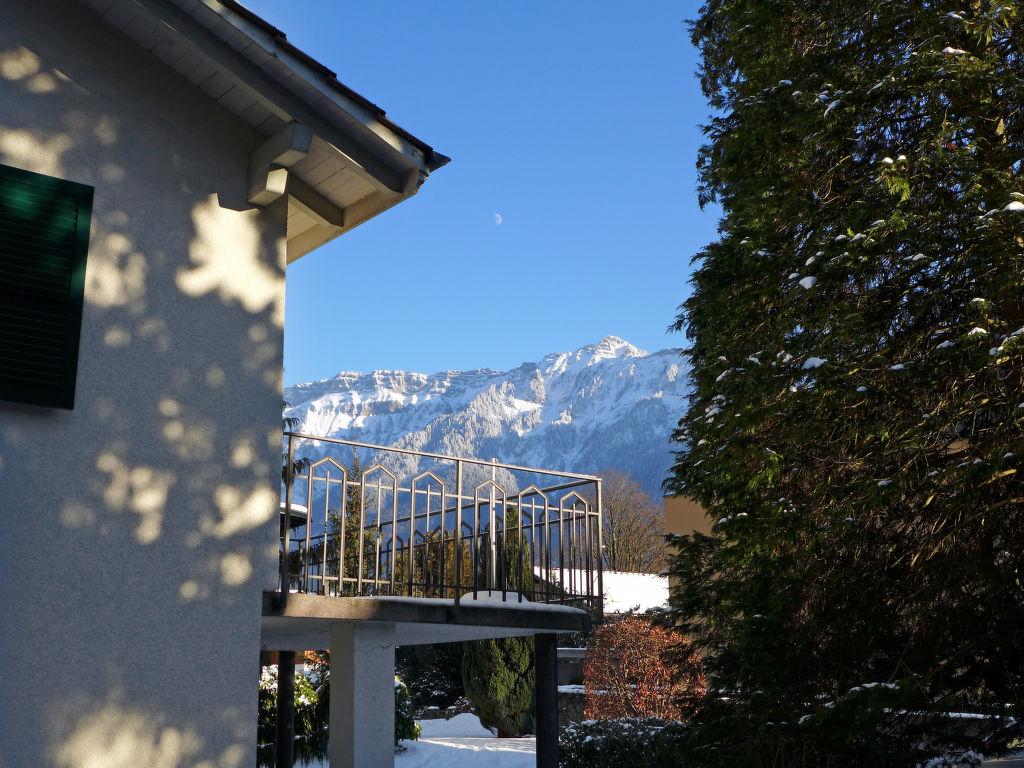 Ferienwohnung Anbau Villa May