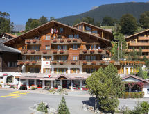 Grindelwald - Appartamento Chalet Abendrot (Utoring)