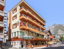 Grindelwald - Lomahuoneisto Hotel Hirschen