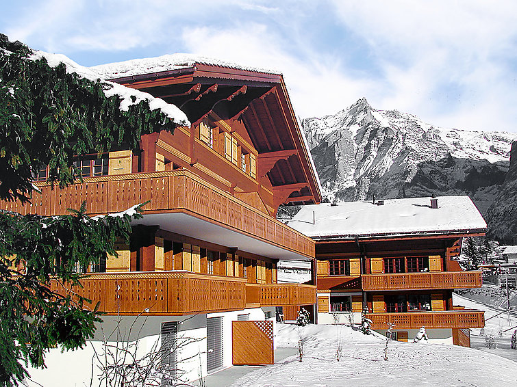 Accommodation in Bernese Oberland