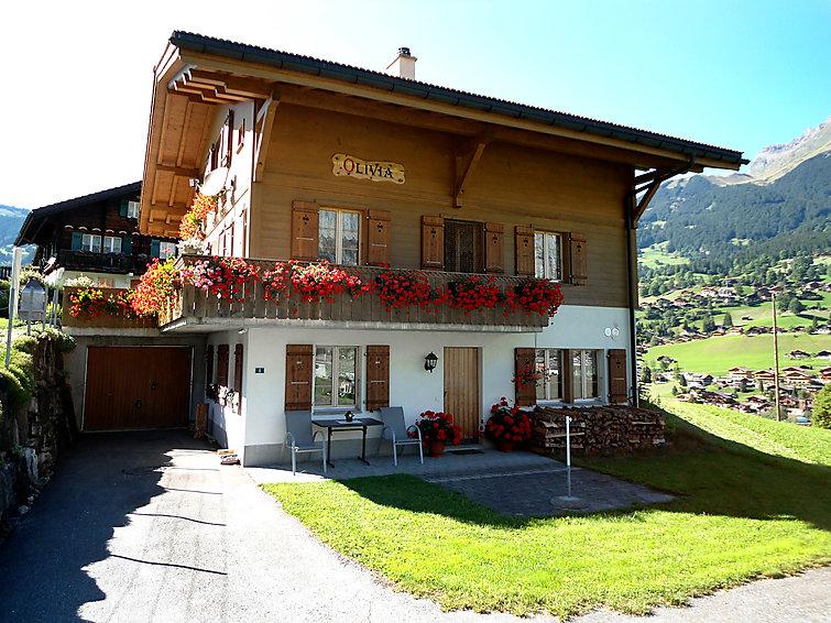 Chalet Olivia - Apartment - Grindelwald