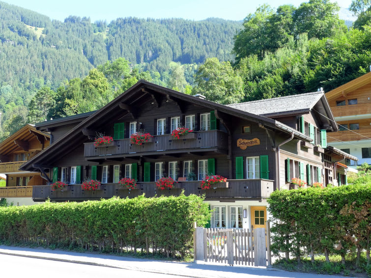 Schwendihus Apartment in Grindelwald