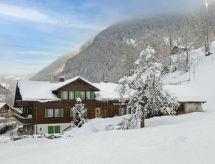 Schwendihus para el snowboard y tobogán