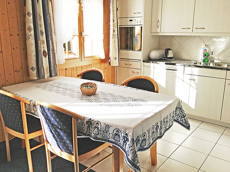 Pfingsteggsunne - Apartment - Grindelwald
