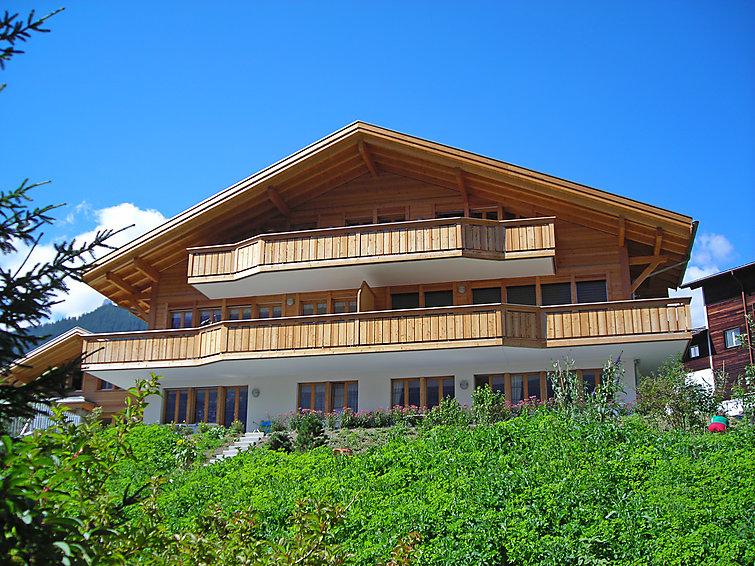 Chalet Pfingsteggblick Apartment in Grindelwald