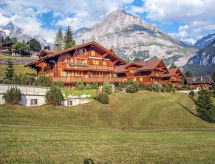 Grindelwald - Appartement Cortina