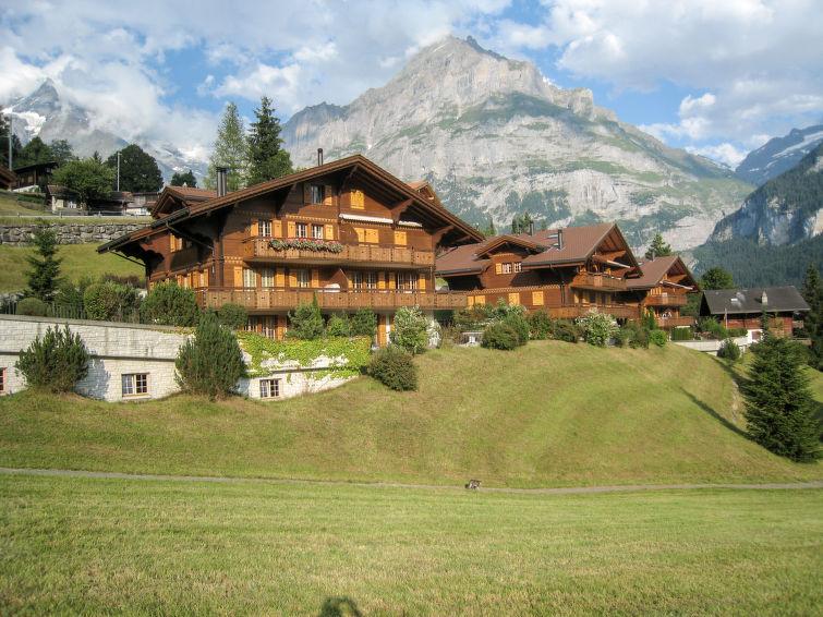 Chalet Nagano - Apartment - Grindelwald