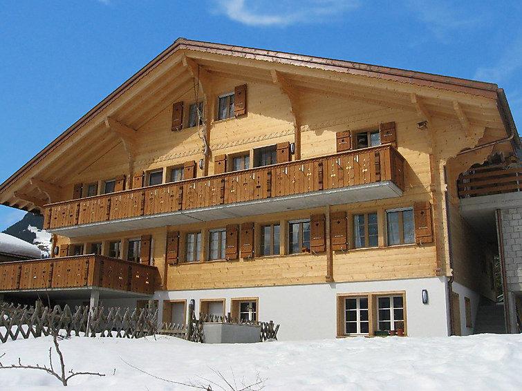 Chalet ufem Stutz - Apartment - Grindelwald