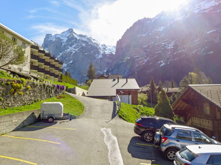 Chalet Ahornen Chalet in Grindelwald