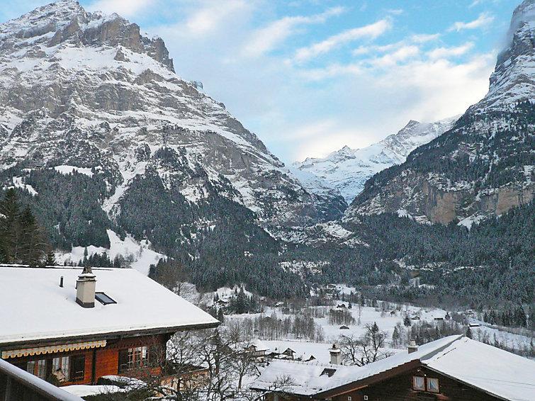Chalet Ahornen - Grindelwald