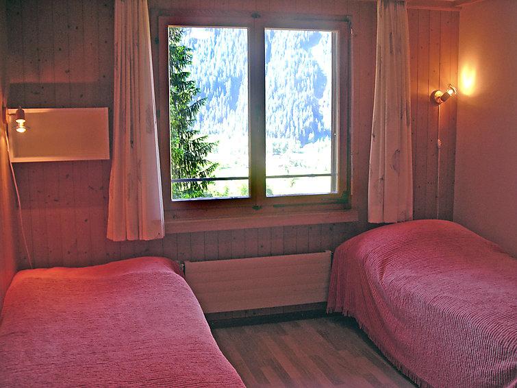 Casa Almis 5 - Apartment - Grindelwald
