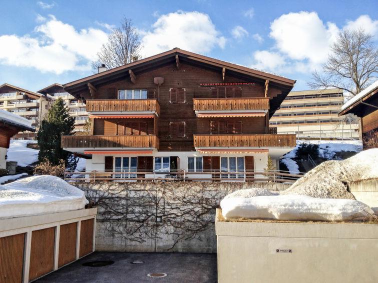 Chalet Almis-Bödeli - Apartment - Grindelwald