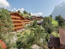 Grindelwald - Appartement Smaragd