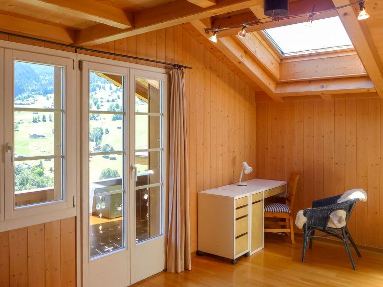 Chalet Mittelhorn Apartment in Grindelwald