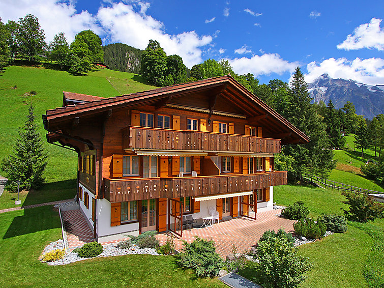Chalet Hori Apartment in Grindelwald