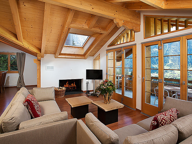 Tuftstein - Apartment - Grindelwald
