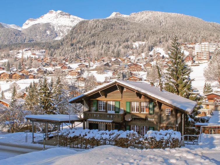 Chalet Anna - Apartment - Grindelwald