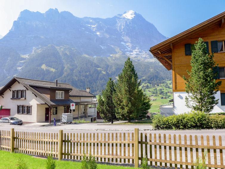 La Muntaniala - Apartment - Grindelwald