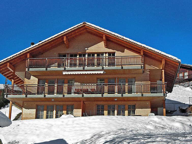 Steinbilla - Apartment - Grindelwald