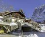 Appartamento Holzwurm, Grindelwald, Inverno