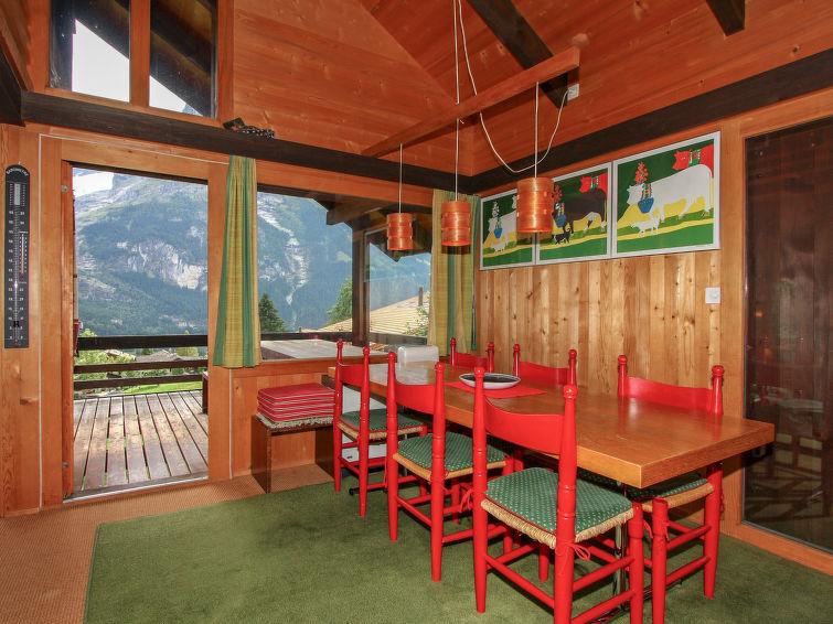 Meister - Chalet - Grindelwald
