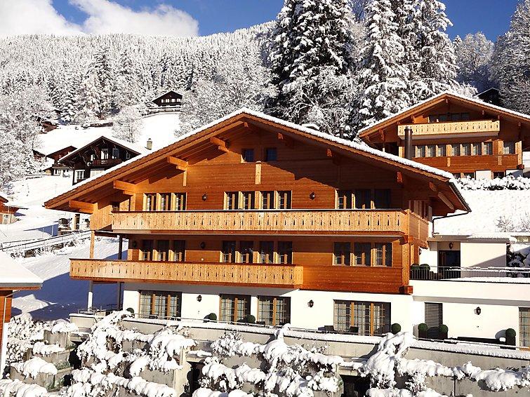 Chalet Rotstöcki - Grindelwald
